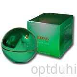 Boss In Motion Green 90 мл