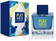 Antonio Banderas Play In Blue Seduction 100мл.