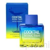 Antonio Banderas Cocktail Seduction Blue for Men 100 мл