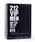Carolina Herrera - 212 VIP MEN 3х20 ml