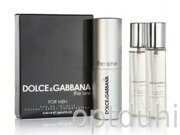 "Туалетная вода Dolce And Gabbana ""The One For Men"", 3x20 ml"