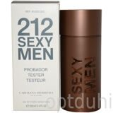 tester Carolina Herrera 212 Sexy Men 100 мл.